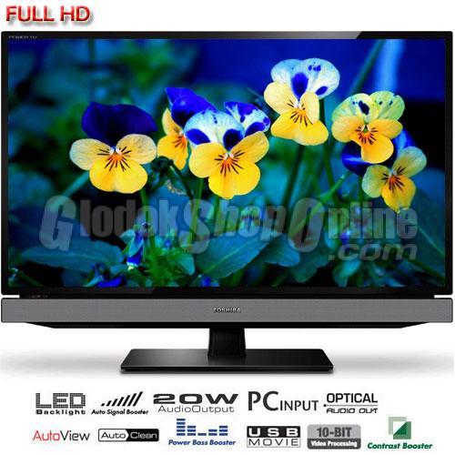 Tv Led 32 42 Inch Toshiba 40pu200ej